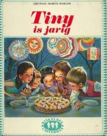 tiny is jarig