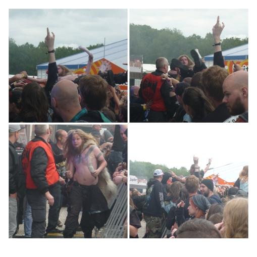 crowdsurfen