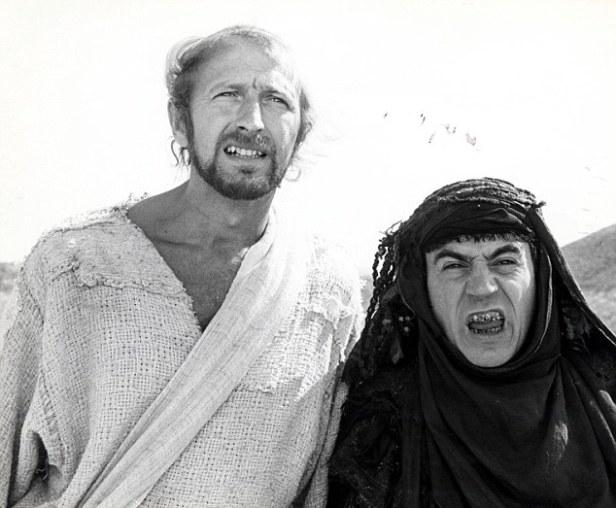 FILM: 'MONTY PYTHON'S LIFE OF BRIAN (1979)